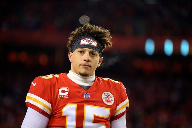 Watch Chiefs QB Patrick Mahomes Throw A Football Out Of Arrowhead Stadium