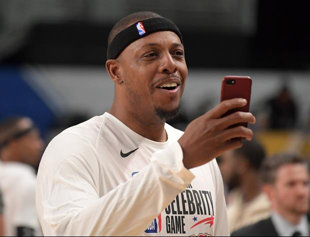 Paul Pierce Thought It Was A Good Idea To Instagram Live The Strip Club Party At His House