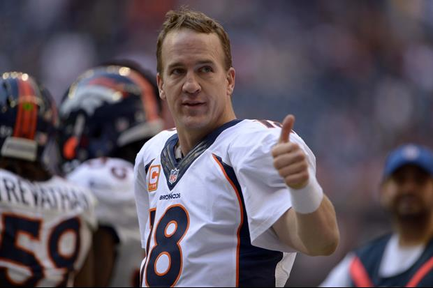 Watch Peyton Manning Dance His Butt Off To 'Rocky Top' ......