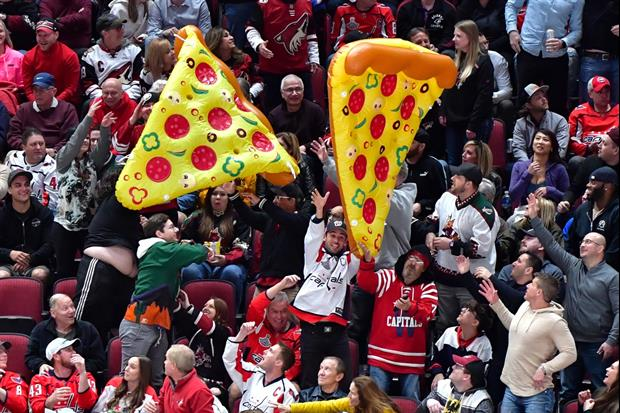 ESPN's Mel Kiper Has The Weirdest Suggestion Ever When It Comes To Pizza