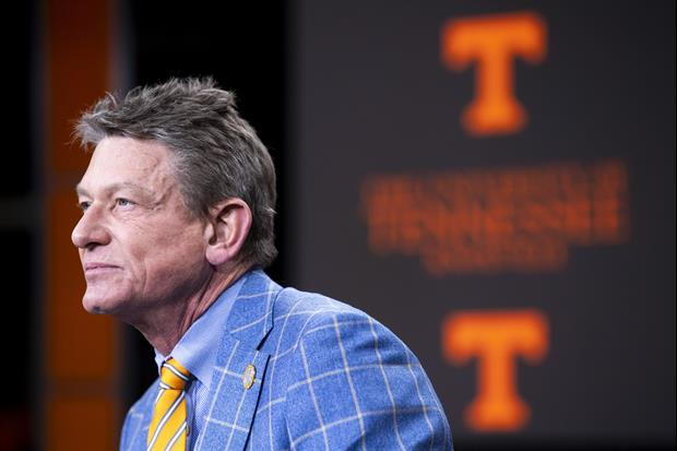 Tennessee President Makes Quite The Claim After Danny White Is Hired As A.D.