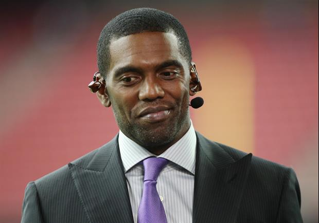 Randy Moss Shares Funny Story About His Flight To ESPN This Weekend