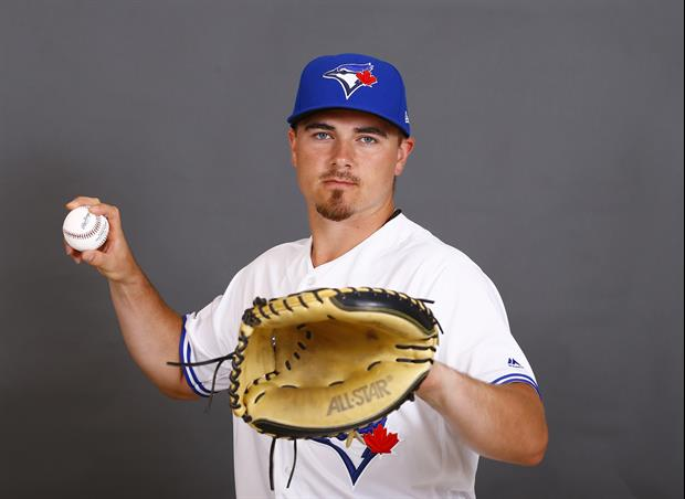 Blue Jays Catcher Reese McGuire Arrested For Touching Himself In Florida Parking Lot