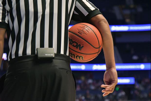 This Technical Foul Called In UNC vs. Stanford Game Was Ridiculous