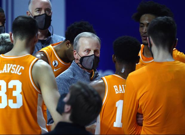Florida BBall Beat Tennessee Then Celebrated By Trolling Vols' Football Program On Twitter