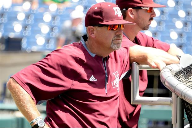 Texas A&M announced on Sunday morning that they are not renewing longtime head coach Rob Childress's