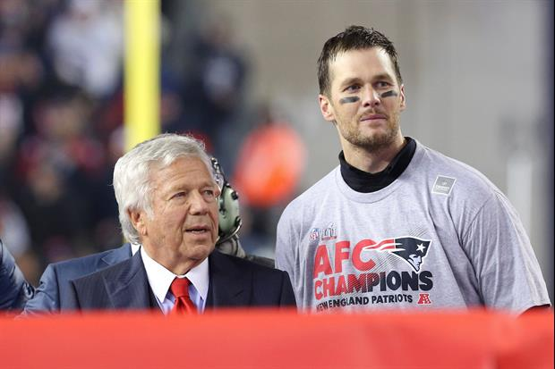 This Is Robert Kraft's Full-Page Ad In Tampa Bay Times Thanking Tom Brady