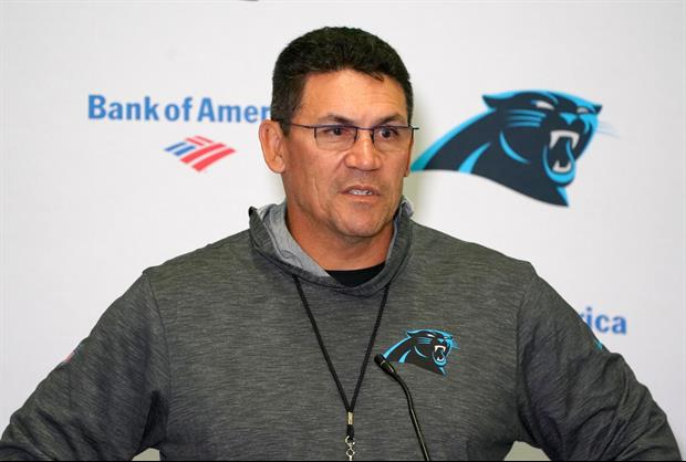 The Carolina Panthers have fired head coach Ron Rivera...