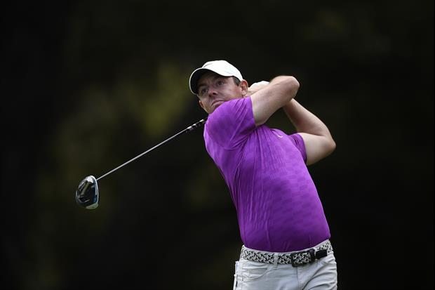 Watch Rory McIlroy Snap His Club In Frustration After Bad Shot