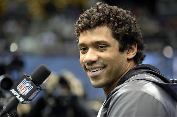 Russell Wilson Has An Awesome Suggestion For New Seahawks Uniforms