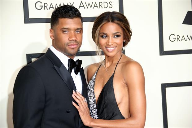 Russell Wilson Celebrates Contract Extension With Video Of Himself In Bed With His Wife