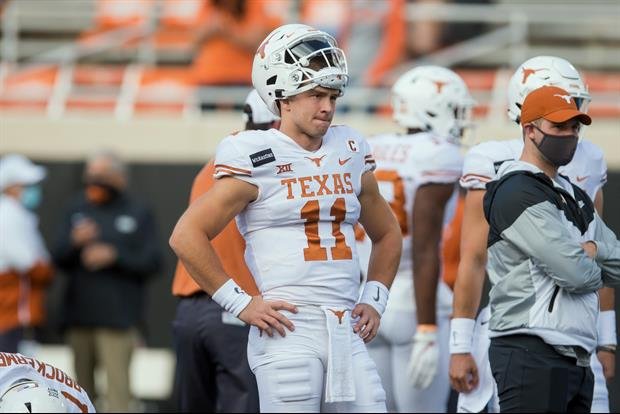 Tom Herman Won't Be Happy About Sam Ehlinger's Answer To Question About Him