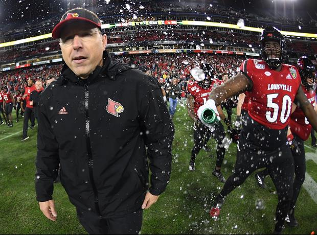 Louisville Coach Scott Satterfield Says They Still Need A QB, WR, Safety And Maybe A RB