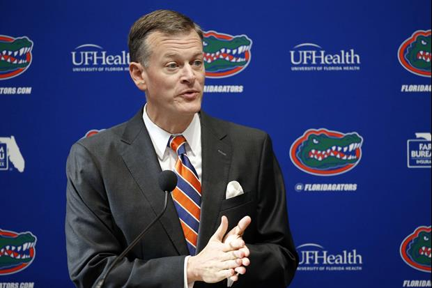 Florida's AD Tweets Out  To Other Power 5 Programs Looking For Home-And-Home Series