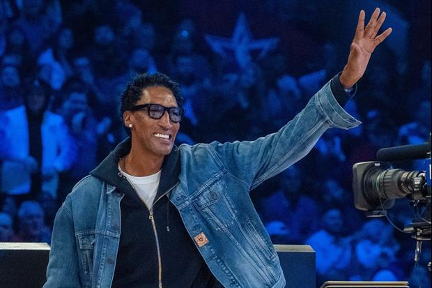 Scottie Pippen Put His House On AirBnB For $92 So People Can Watch The Olympics