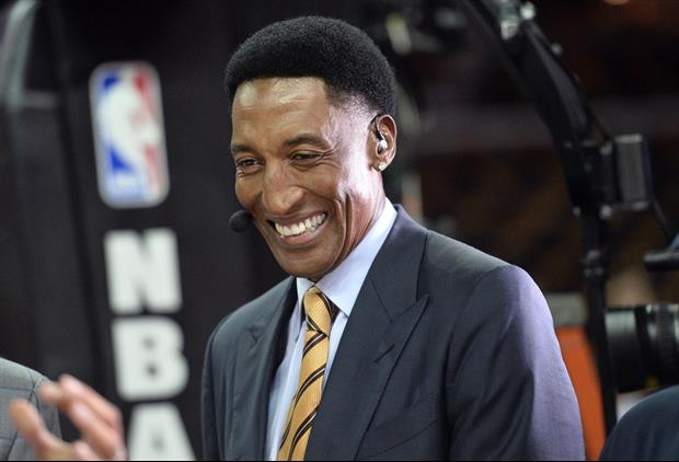 Scottie Pippen's Son Just Committed To Basketball At This SEC School
