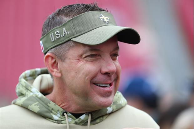 New Orleans Saints head coach Sean Payton has been cleared by doctors after having the Coronavirus