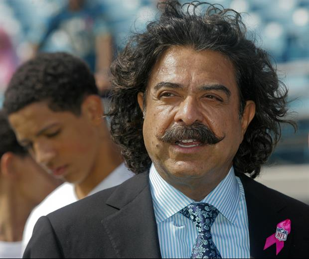 Check Out Jags Owner Shad Khan's Amazing New Yacht.