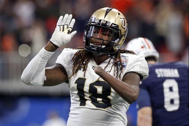 UCF's One-armed LB Shaquem Griffin Having A Great NFL Scouting Combine