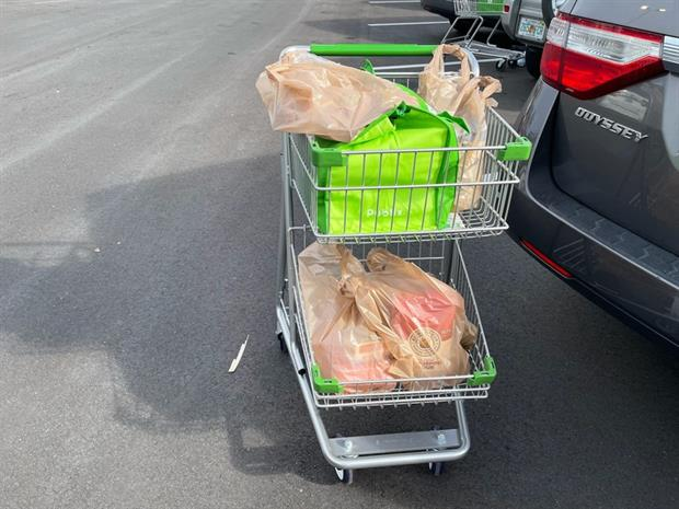 Are Shopping Cart Trick Shots Are The Next Big Thing?