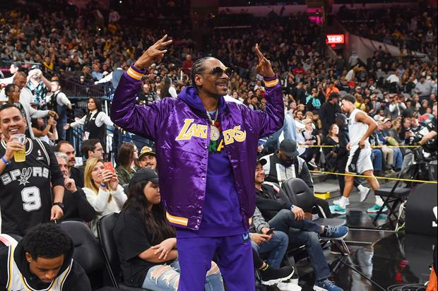 Snoop Dogg Gets New Lakers Championship Tattoo With Kobe Tribute Immediately Following Win