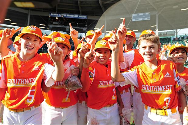 Governor Of Louisiana Treats Little League World Series Champs To Popeyes Chicken Sandwiches