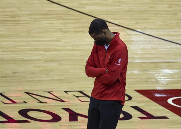 Ever Seen A More Defeated Coach In A Post-Game Presser Than Rockets' Stephen Silas?