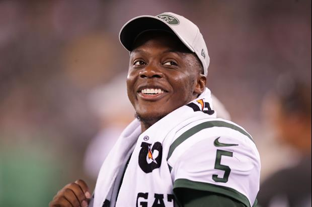 Here's How QB Teddy Bridgewater Announced He's Staying With The Saints