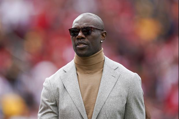 Terrell Owens Was In A Car Crash Over The Weekend, Shares Photos Of His Totaled Car