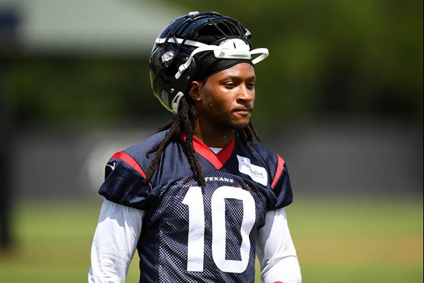 Officially Confirmed Texans WR DeAndre Hopkins Is Dating Pop Star Iggy Azalea...