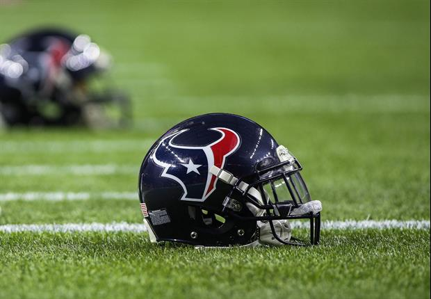 Texans Fans Didn't Show Up For Today's Patriots Game