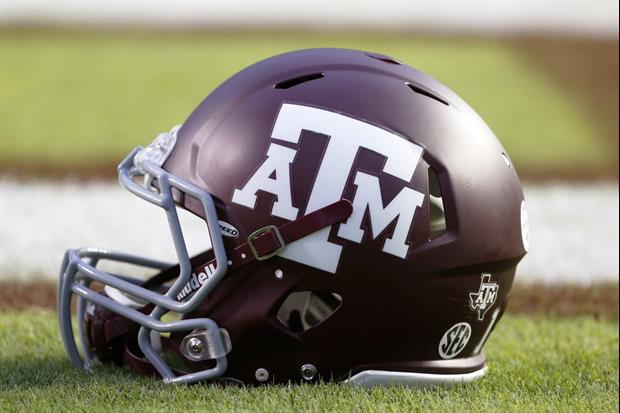 Texas A&M Player Tweets At Ohio State After Latest College Football Playoff Rankings