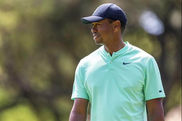 Here's What Tiger Woods Reportedly Told Officers Following His Accident