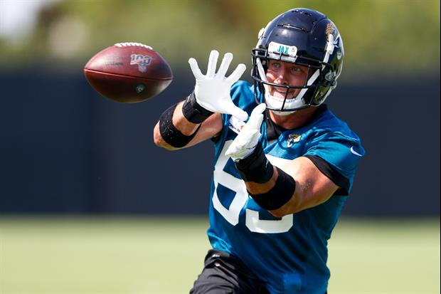 The Jacksonville Jaguars Release Tim Tebow, Here Was His Response.........