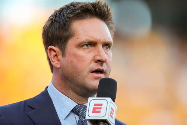 Todd McShay Says He's Stepping Away From ESPN To 'Focus On My Health'