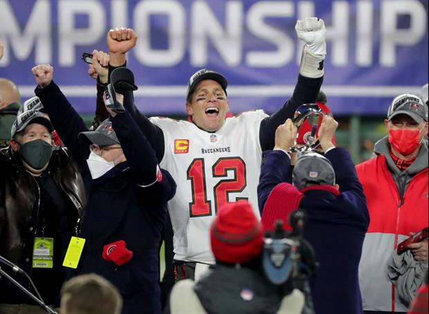 Tom Brady Almost Wore A Different Number With The Bucs, Here's Why...