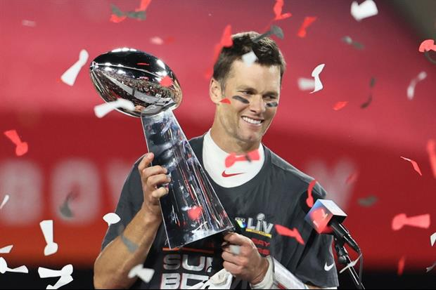 Here's What The Patriots Tweeted After Tom Brady Won His 7th Super Bowl