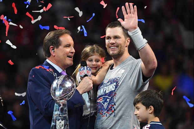 Tom Brady Jumping Off A Cliff With His 6-Year-Old Daughter Was Almost Disastrous