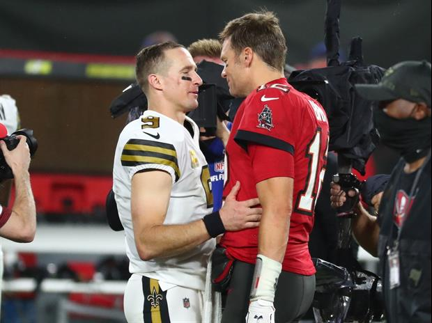 Adam Schefter Thinks Tom Brady Could Have Been Saints QB if Drew Brees Retired Last Year