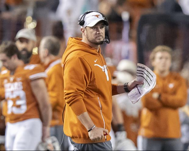 Former Texas Longhorns head coach Tom Herman hired by the Chicago Bears