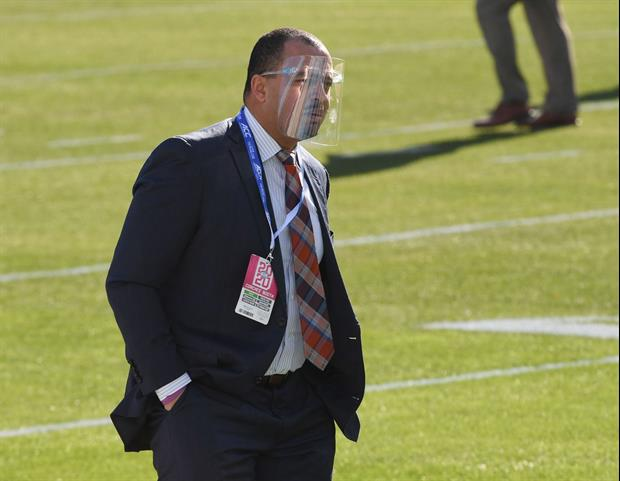 Clemson's Offensive Coordinator Tony Elliott Will Miss The Sugar Bowl................