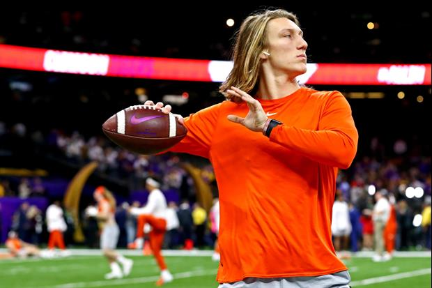 Trevor Lawrence & Justin Fields Lead The Way With #WeWantToPlay Tweet