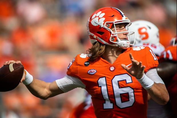 Is Tim Tebow Telling Trevor Lawrence He Should Stay At Clemson If The Jets Land #1 Pick?
