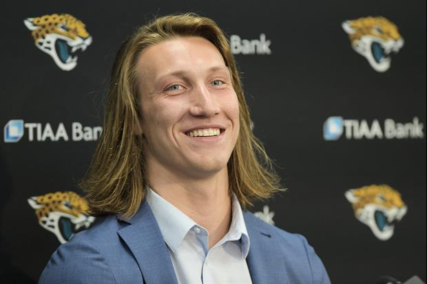 Details Of Trevor Lawrence's Rookie Contract With The Jaguars Revealed