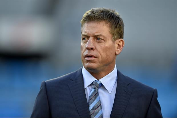 Troy Aikman's Pops The Hype About Patrick Mahomes Amazing Start To The Season