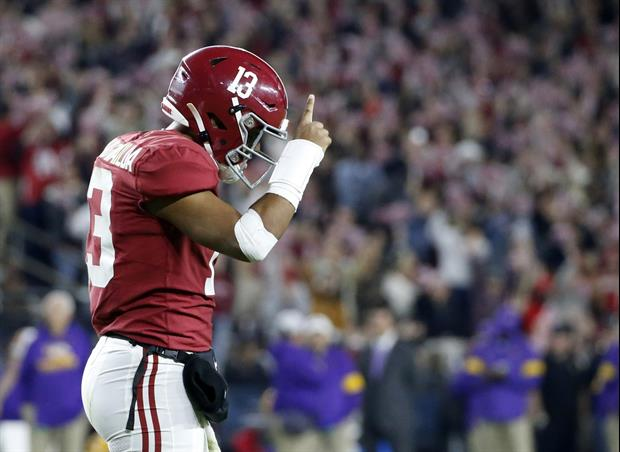 Tim McGraw Responds To Tua Tagovailoa Referencing Him In His NFL Announcement