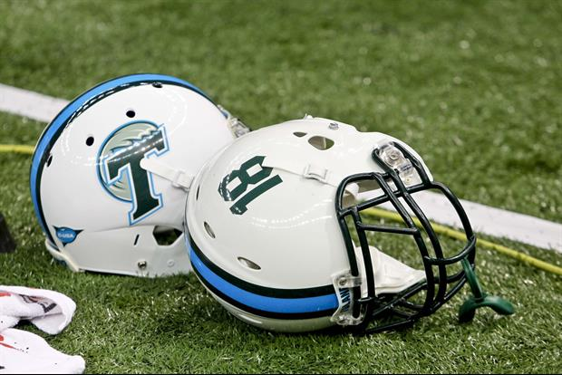 Tulane's New 'SEC Champs' Helmet Decal Is Going Viral After Lane Kiffin's Comments