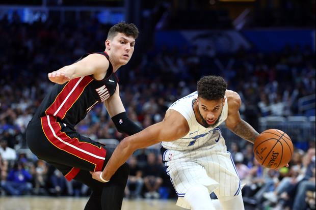 Tyler Herro & Michael Carter Williams Were Ejected For Fighting When They Weren't Fighting