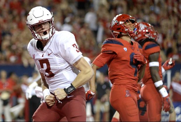 Washington State QB Tyler Hilinski Found Dead From Apparent Suicide