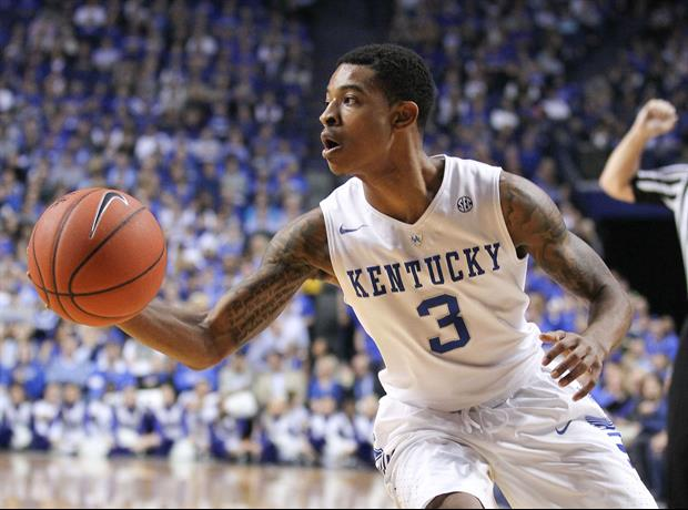 Kentucky's Tyler Ulis Is Now Signing Basketballs As 'Point God'